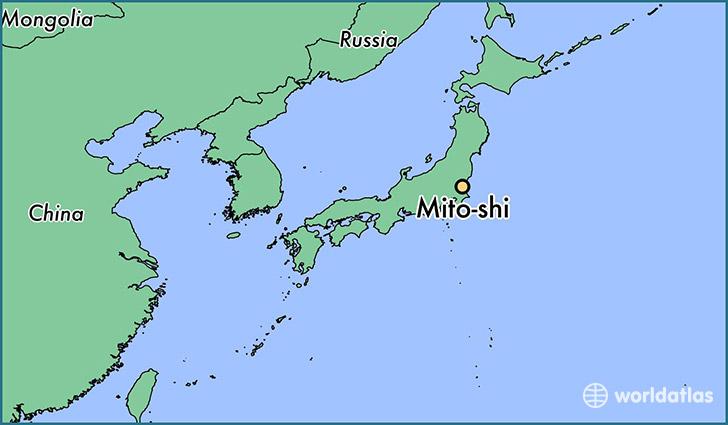 Where is Mitoshi Japan  Where is Mitoshi Japan Located in