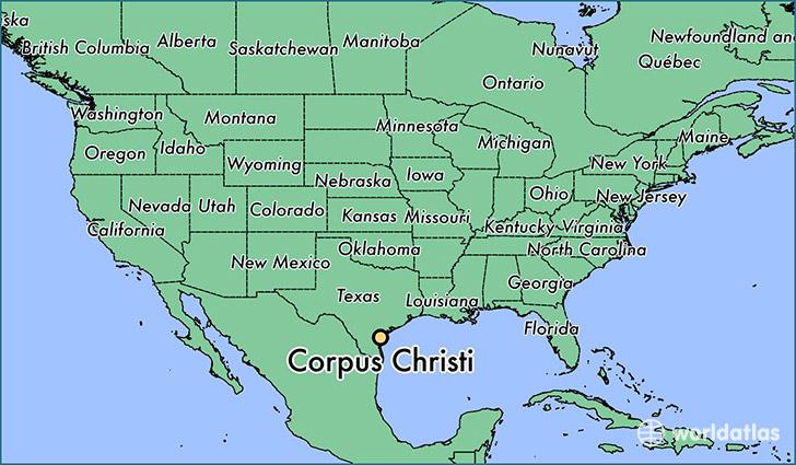 where is corpus christi tx where is corpus christi tx located