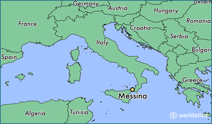 Where is Messina Italy Where is Messina Italy Located in The
