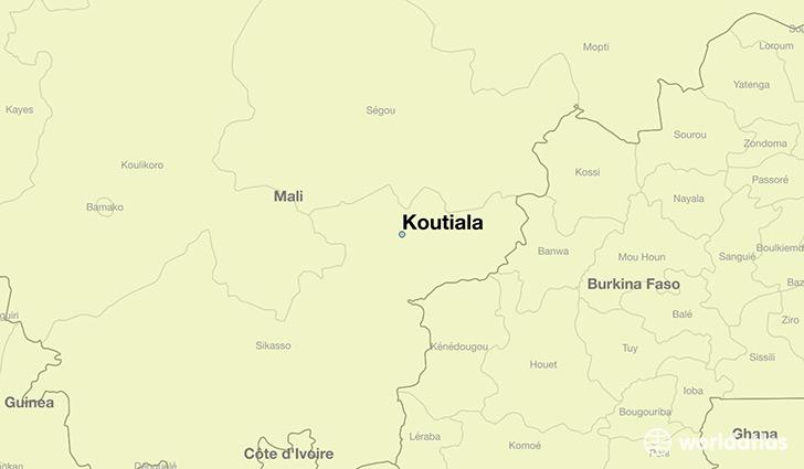 Where is Koutiala Mali Where is Koutiala Mali Located in The World Ko