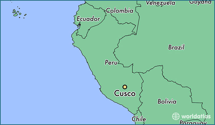 Where is Cusco, Peru? / Where is Cusco, Peru Located in The World ...