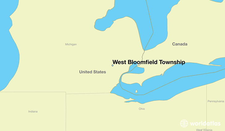 Where is West Bloomfield Township, MI? / West Bloomfield Township