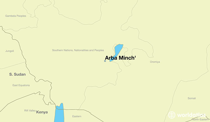 Where is Arba Minch\', Ethiopia? / Arba Minch\', Southern Nations ...