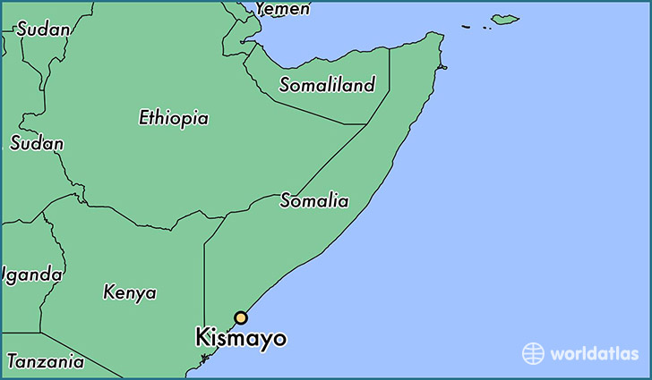 Where is Kismayo, Somalia? / Kismayo, Lower Juba Map