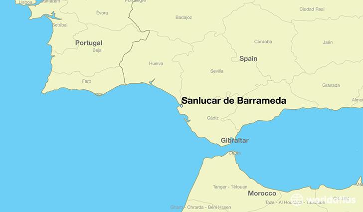 Sanlucar de Barrameda Spain  city pictures gallery : Sanlucar de Barrameda, Spain / Where is Sanlucar de Barrameda, Spain ...