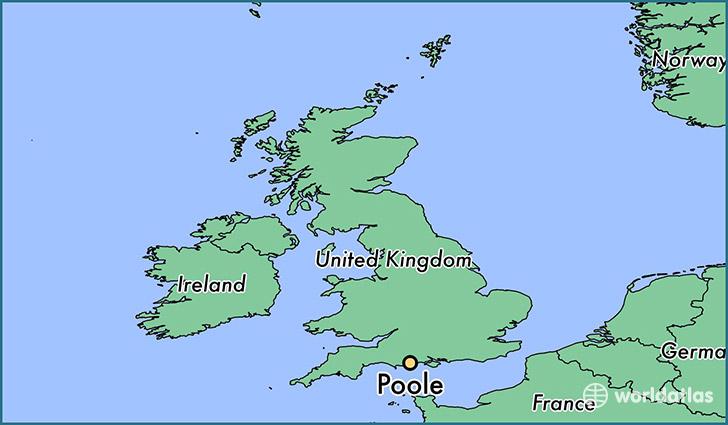 Poole England Map.Where Is Poole England Poole England Map Worldatlas Com