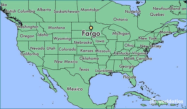 Where is Fargo ND  Where is Fargo ND Located in The World