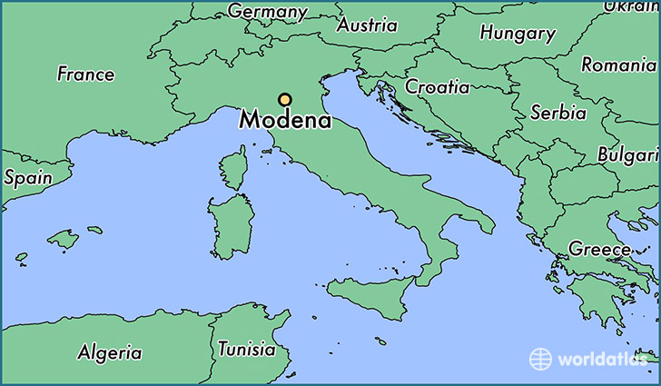 Modena Italy Map Where is Modena, Italy? / Modena, Emilia Romagna Map   WorldAtlas.com