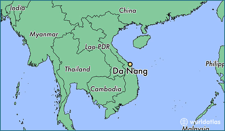 Where is Da Nang Viet Nam  Where is Da Nang Viet Nam Located