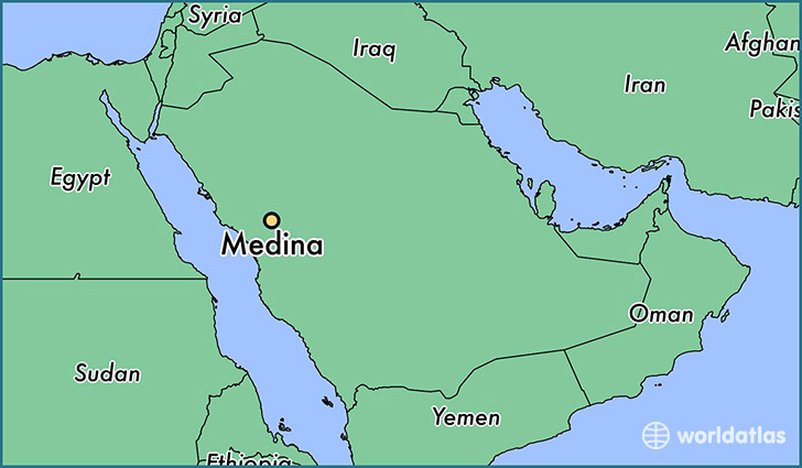 Where is Medina, Saudi Arabia? / Medina, Al Madinah al ...