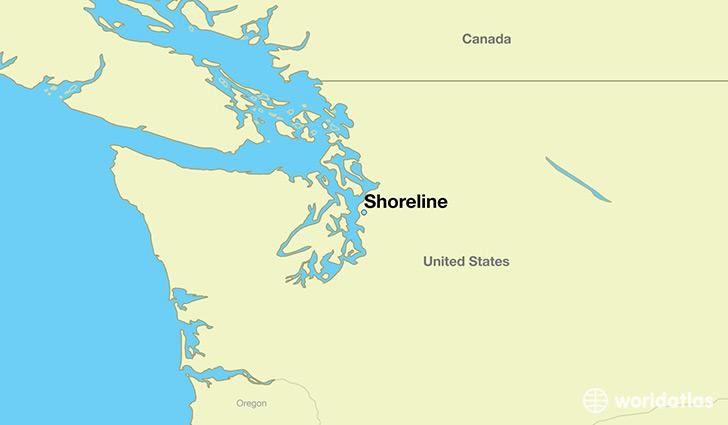 Shoreline Map Images - Reverse Search