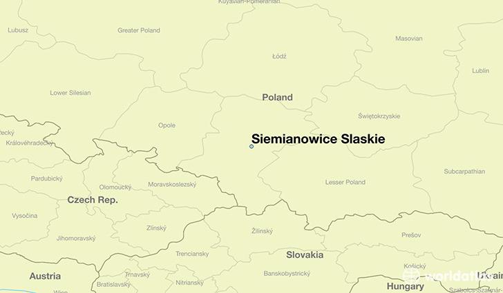 Siemianowice Slaskie Poland  city photos gallery : Siemianowice Slaskie, Poland / Where is Siemianowice Slaskie, Poland ...