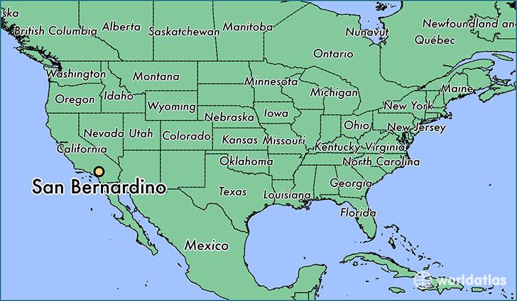 where is san bernardino ca where is san bernardino ca located