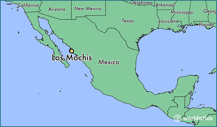 Los Mochis Map Where is Los Mochis, Mexico? / Los Mochis, Sinaloa Map