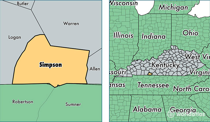 usa time zone map with states with C Simpson County Kentucky on Praia furthermore Koldanda as well Where Is Toulon moreover C Latimer County Oklahoma moreover C Monroe County Kentucky.