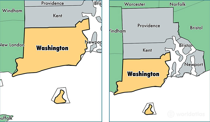 Where Is Washington County Rhode Island