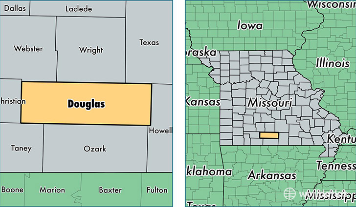 missouri county map with cities with C Douglas County Missouri on Ohio Regional Zip Code Wall Maps together with File Montana 1990 likewise Tennessee Ley Lines Map also Yesterdays Hail Summary 5152015 43 Hail Reports likewise SIENNA PLANTATION 31.