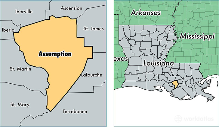 Assumption Parish Louisiana