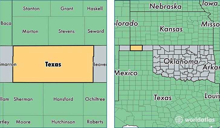 Texas ok