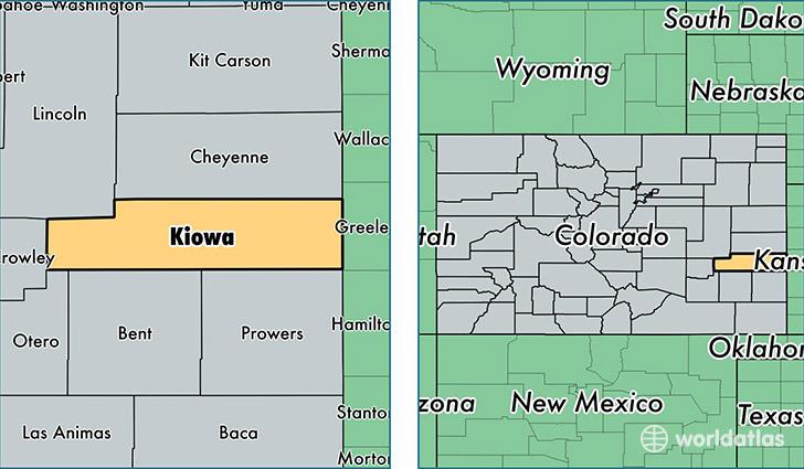 Where Is Colorado Location Of Colorado Where Is Denver Located - Colorado location in us
