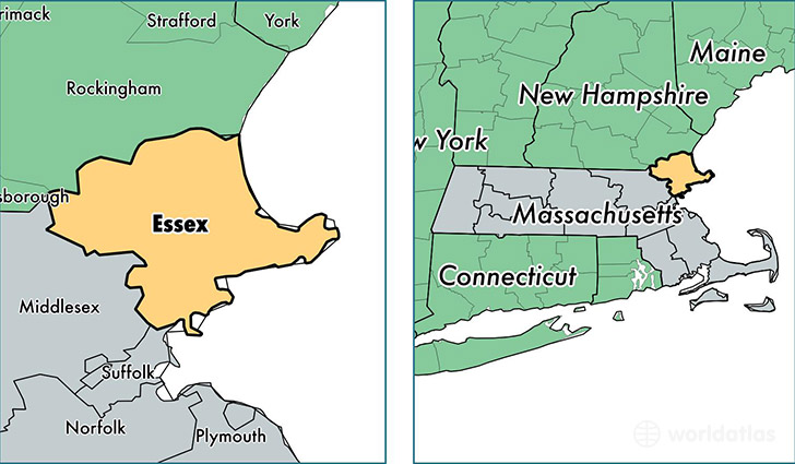 Map of essex county ma pics 91