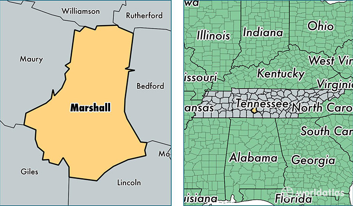 Us time Zone Map tennessee Nd state