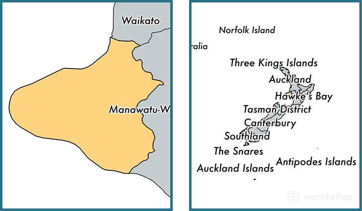 New Zealand Regions Map.Taranaki Regional Council New Zealand Map Of Taranaki Nz Where