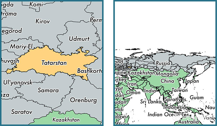 Tatarstan republic, Russia / Map of Tatarstan, RU / Where is ... on markovo russia map, bashkiria russia map, yaroslavl russia map, vladivostok map, grozny russia map, ufa russia map, novgorod russia map, yurga russia map, moscow map, elista russia map, warsaw russia map, crimea russia map, tatarstan russia map, irkutsk map, tula russia map, samara russia map, serpukhov russia map, astrakhan russia map, tynda russia map, volsk russia map,