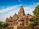 Where Are The Khajuraho Temples Of Love?