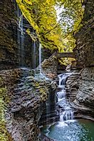 Watkins Glen State Park, New York - Unique Places around the World