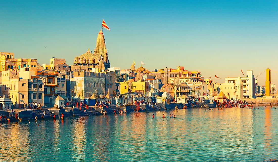 Where Is Gujarati Spoken? - WorldAtlas.com