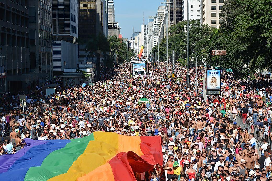 movements lesbain social Gay and