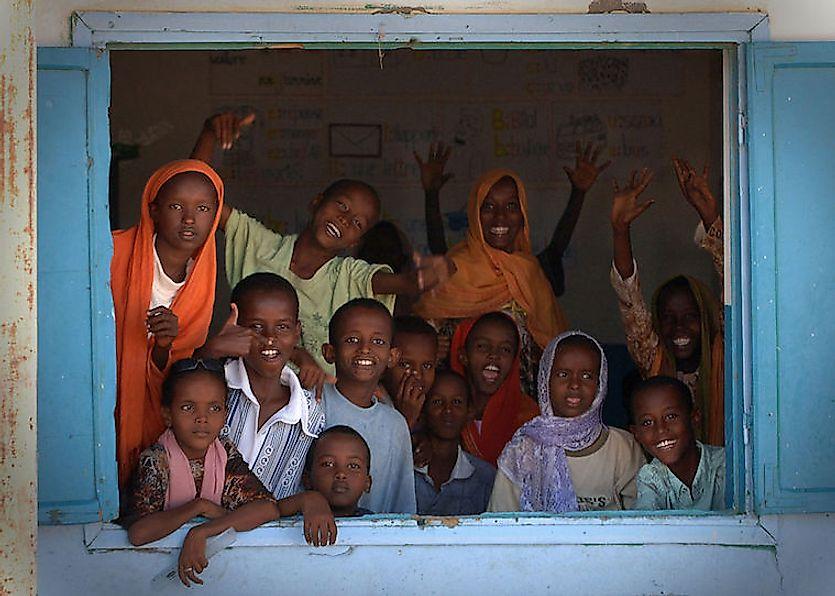 Djiboutian