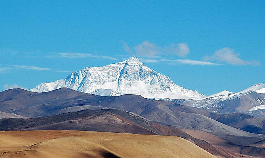 Tallest Mountains In Nepal