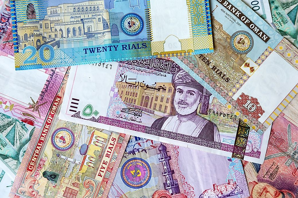 What is the Currency of Oman? - WorldAtlas com