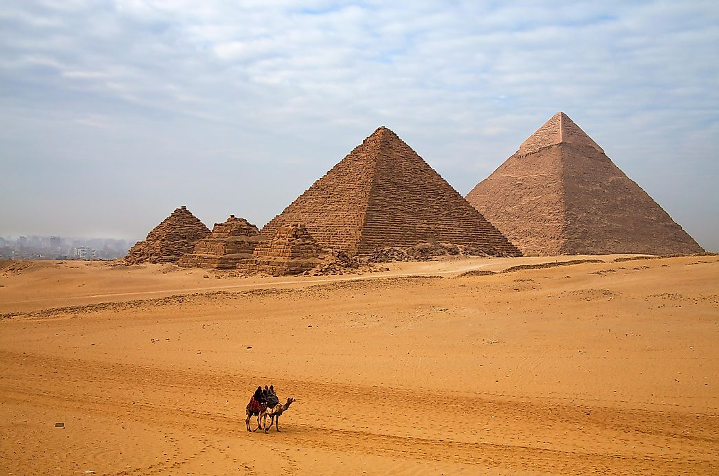 mysterious egyptian pyramids essay Mysteries of giza there is little argument as to why the great pyramids of ancient egypt were built the writing is on the wall, literally within the.