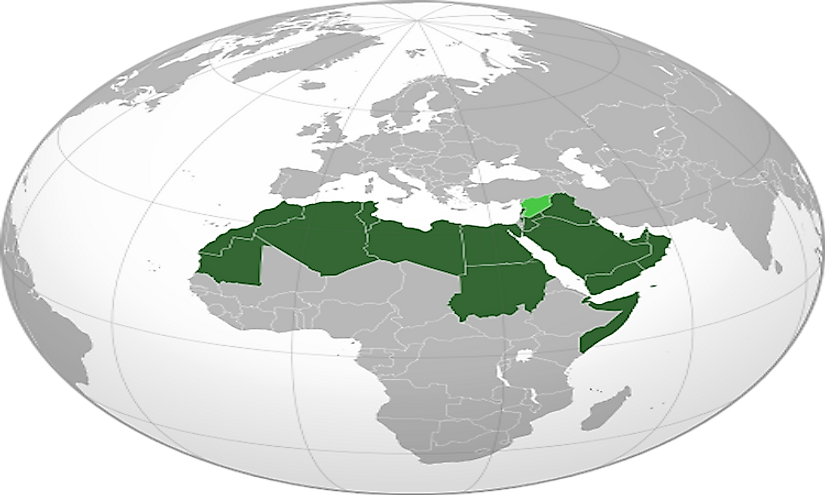 a history of the arab league in north africa and the middle east The middle east takes in all of north africa and is considered as such by the arab league the heart of the arab world is made what is the arab.