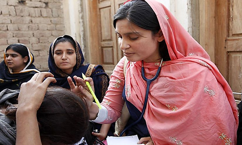 health care in pakistan Primary health care in pakistan, selective approach, implementation at various levels, advantages and constrains in primary health care administration.