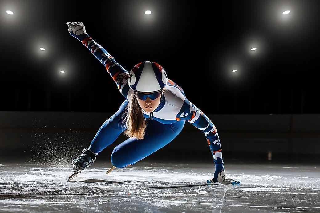 winter olympic games short track speed skating. Black Bedroom Furniture Sets. Home Design Ideas