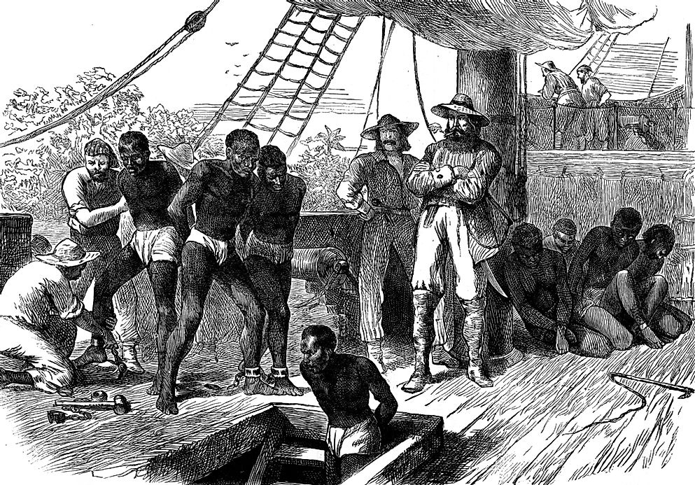 the horror slave of a slave ship olaudah equiano Olaudah equiano was the 11 year it's equiano we're looking for olaudah was one of in his autobiography he describes his voyage on a slave ship.