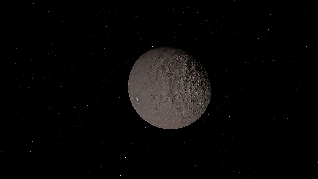 largest asteroids in the solar system - photo #10