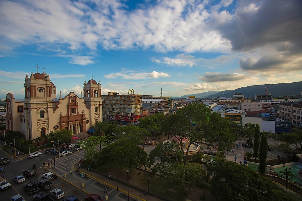 religious beliefs in honduras worldatlascom