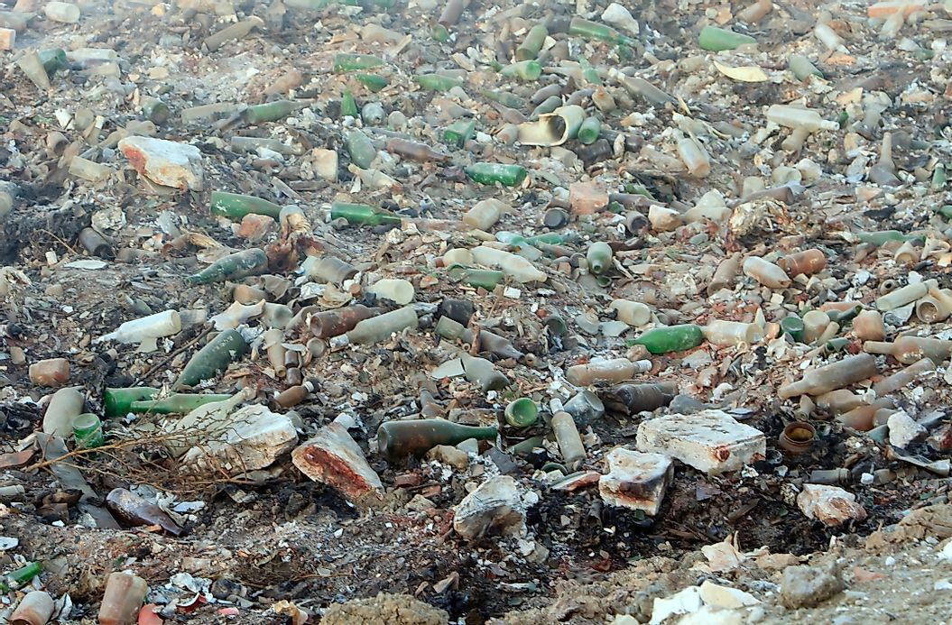 Largest Landfills, Waste Sites, And Trash Dumps In The ...