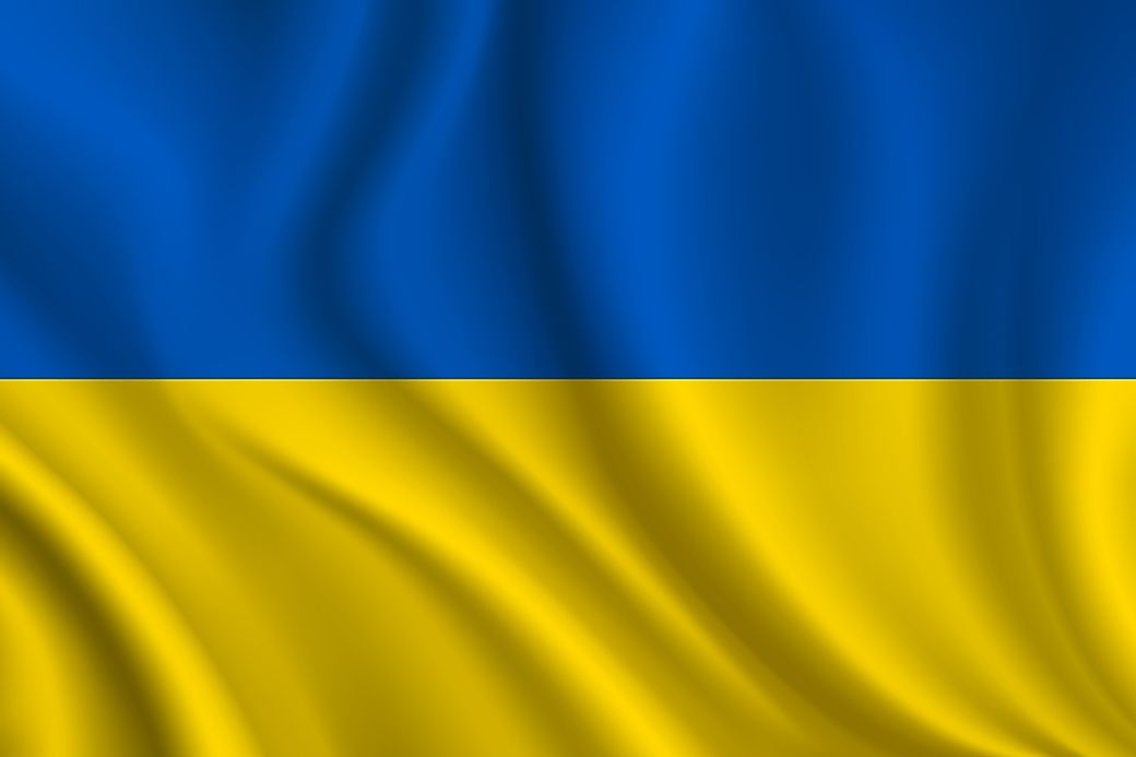 What Do The Colors And Symbols Of The Flag Of Ukraine Mean
