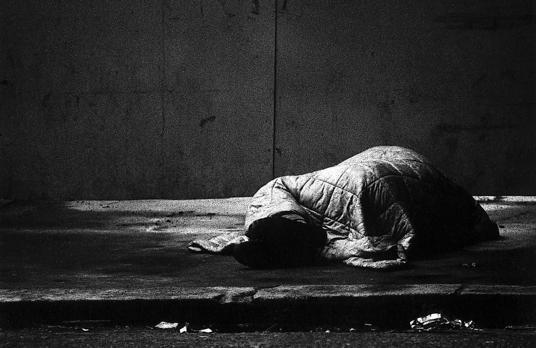 H1N1 and Homelessness in Toronto: Identifying Structural Issues in the Homelessness Sector