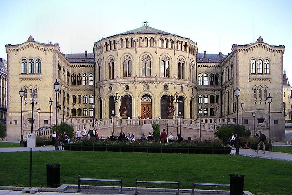 What Type Of Government Does Norway Have