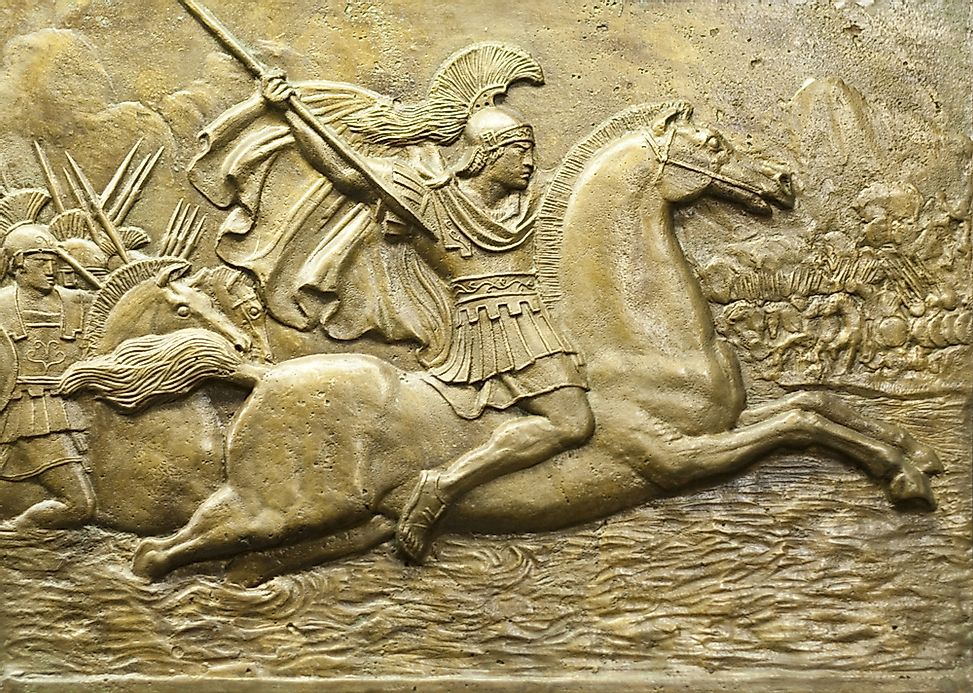 how successfully did alexander iii suppress Alexander the great  his persian colleague darius iii codomannus and conquered the  insurrections, which alexander was no longer able to suppress.