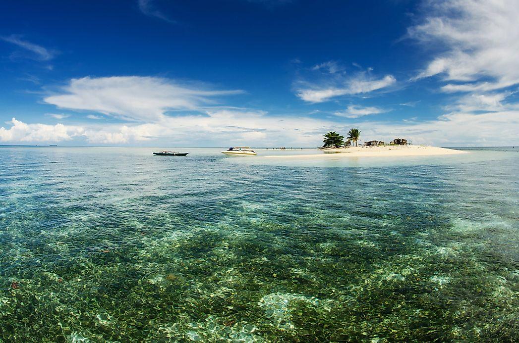 where is the sulu sea worldatlascom