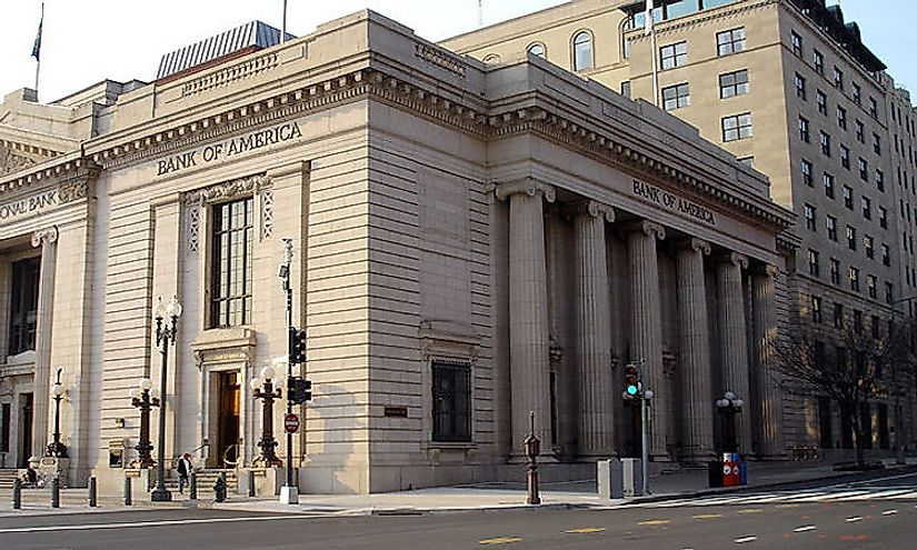 which bank is the biggest in the us