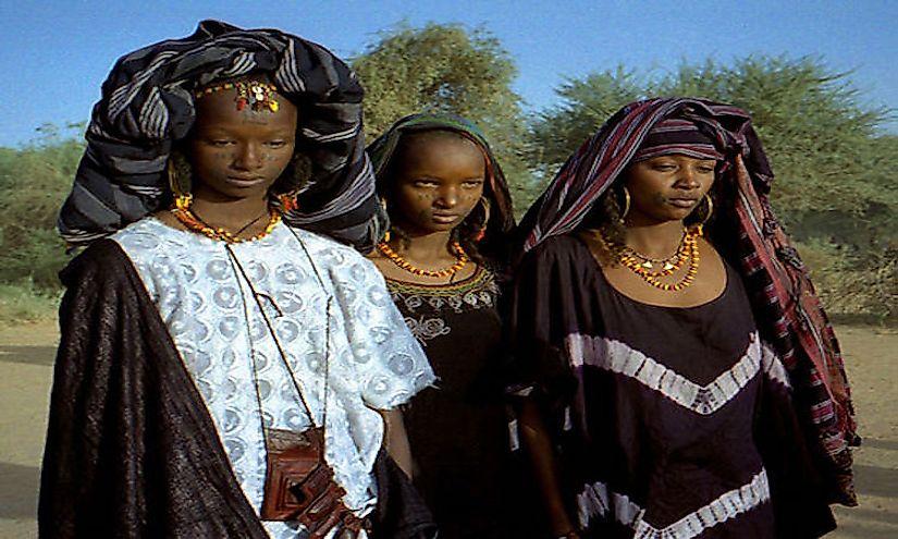 Largest Ethnic Groups in Niger - WorldAtlas.com